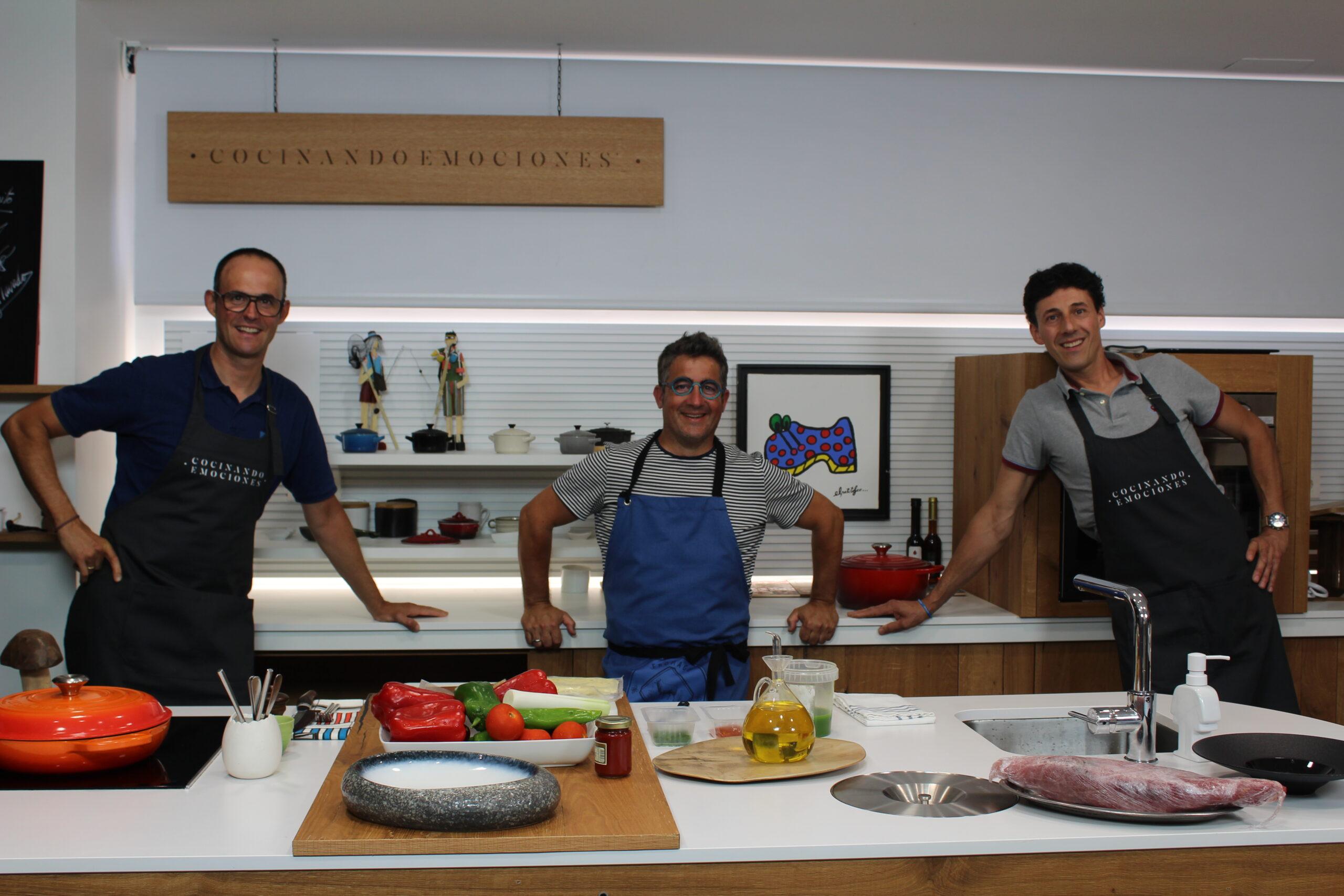 Bidasoa Activa Crea, Junto A Iñigo Lavado, Un Programa En Formato Online Para Descubrir Diferentes Personas Emprendedoras De La Comarca Mientras Cocinan