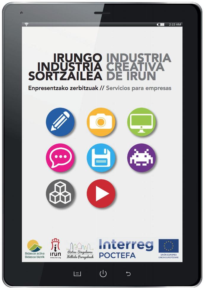 Catalogo Industria Creativa Irun