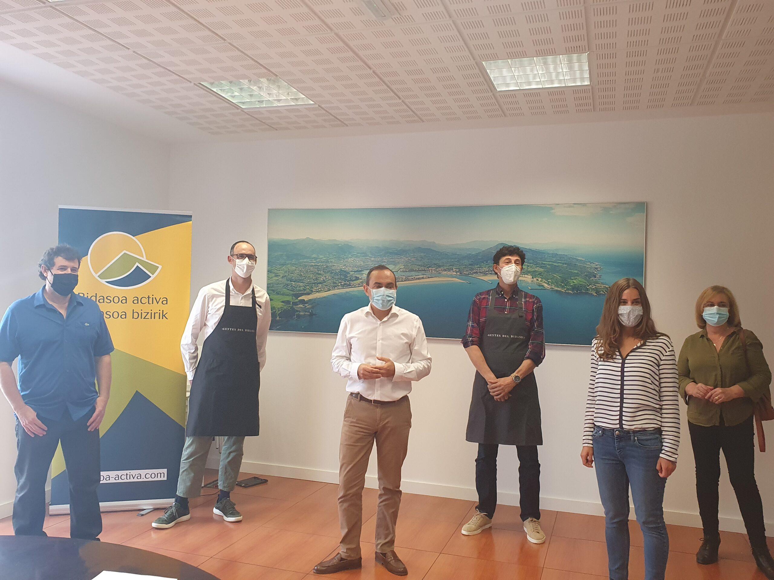 Bidasoa Activa E Iñigo Lavado Dan Continuidad Al Programa Online 'gentes Del Bidasoa' Con Una Segunda Temporada