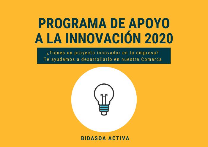 Programa De Apoyo A La Innovacin 2020