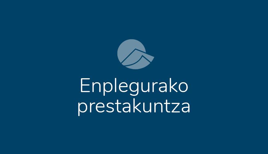 enplegurako-prestakuntza