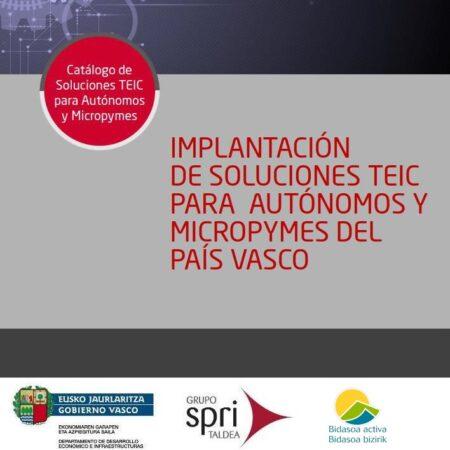 Inplantalariak – Servicio de implantación de soluciones TEIC para personas autónomas, emprendedoras y microempresas(002/021) (PLAZAS COMPLETAS)