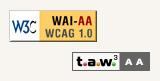 W3C WAI A - TAW 3 A