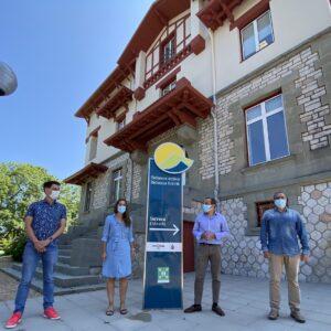 Eskualdeko bost enpresak hartu dute parte Bidasoa bizirik-eko Berrikuntza Suspertzeko Programan