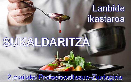 Sukaldaritza. 2.maila (21-cocina)