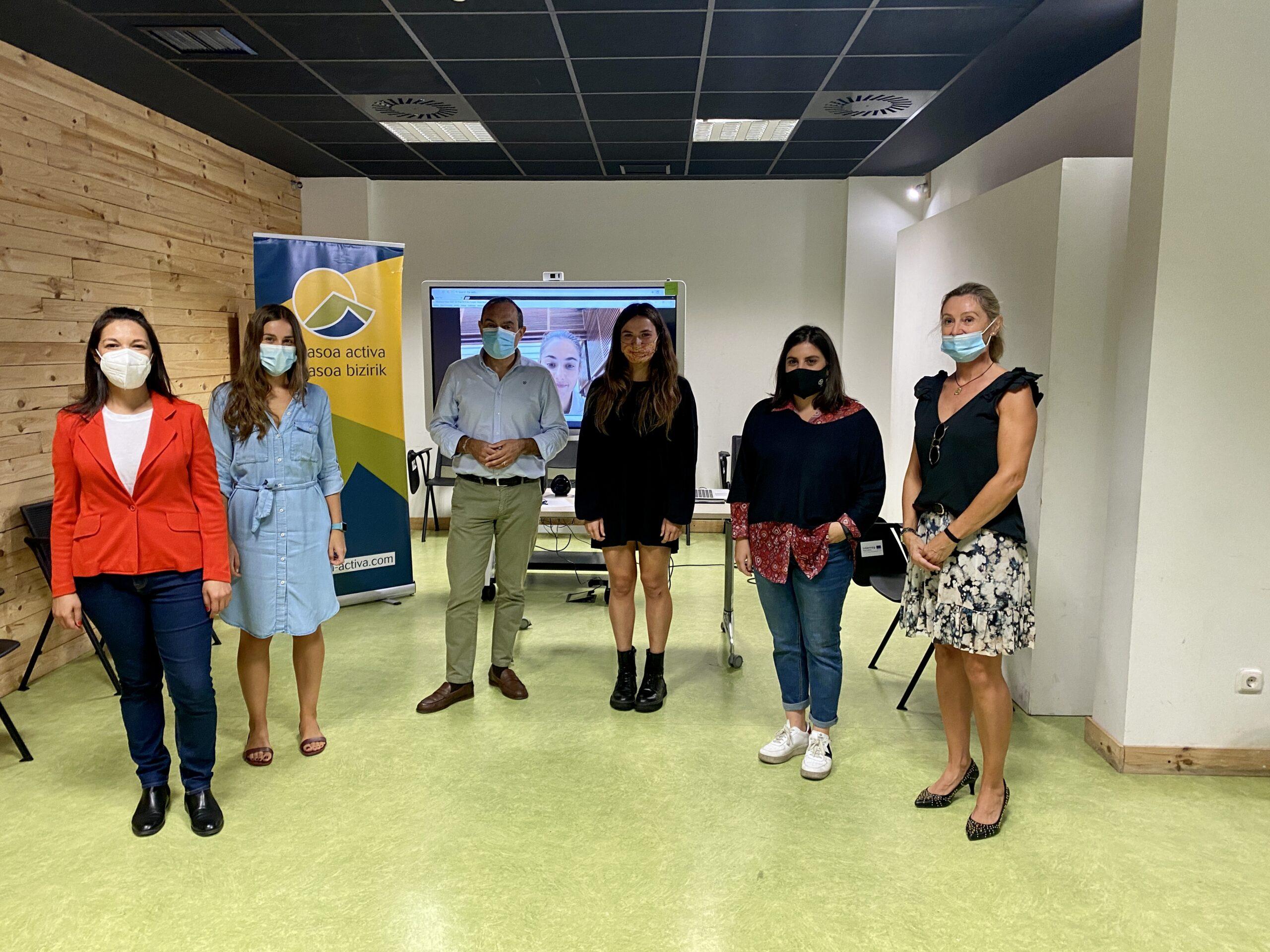 Primera formación en tecnologías emergentes dirigida exclusivamente a mujeres de la comarca